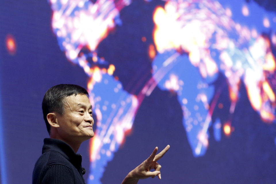 Империя Джека Ма первой в мире станет принимать карту «Мир»