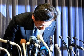 Президенту Mitsubishi Тетцуро Айкаве пришлось извиняться за обман покупателей