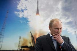 При старте с космодрома Восточный должен был присутствовать президент Путин (архивный кадр)