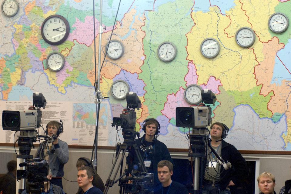 Аккредитация журналиста для освещения выборов станет нелегким делом