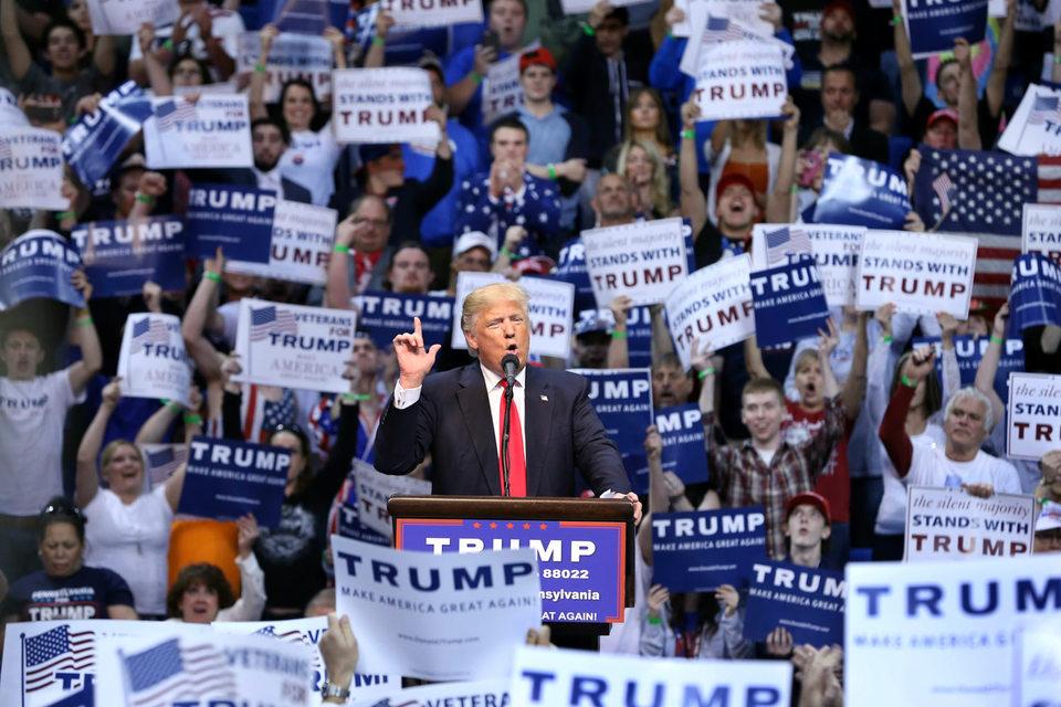 Примечательным этот супервторник стал не потому, что Трамп выиграл, а потому, что в каждом штате собрал большинство голосов