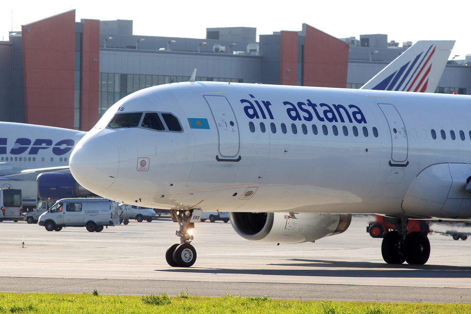Казахская Air Astana сумела выторговать себе скидку на полеты над Сибирью