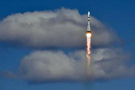 Ракета-носитель «Союз-2.1а» стартовала с первого гражданского космодрома