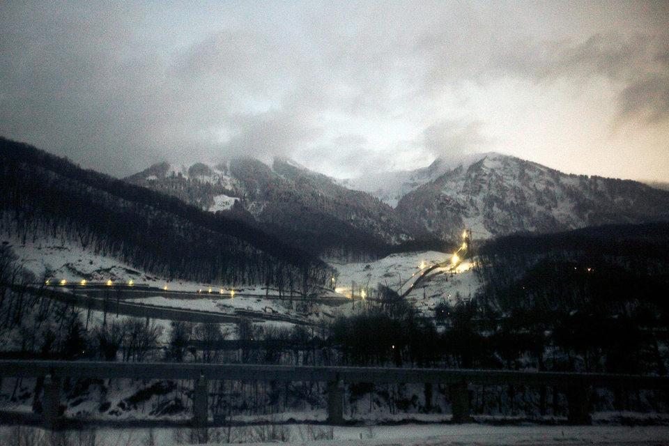 В Сочинском нацпарке появятся десятки километров новых горнолыжных трасс
