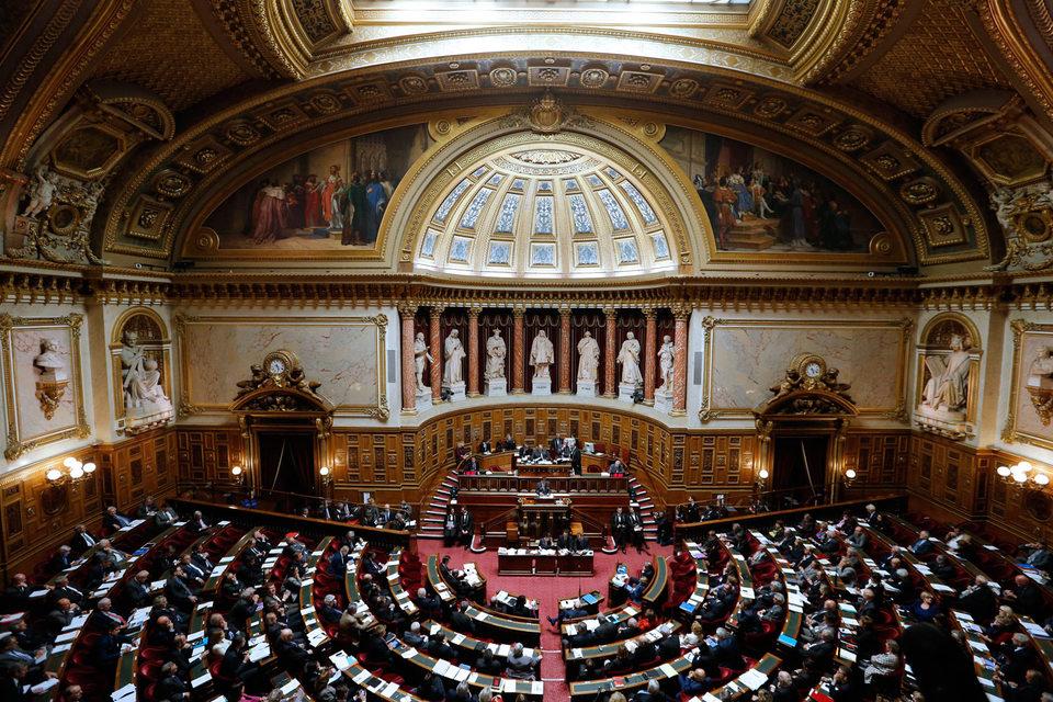 В парламенте Франции приняли резолюцию за отмену санкций против России, но практических последствий она иметь не будет