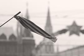 В четверг группа неизвестных с георгиевскими ленточками напала в центре Москвы на детей – финалистов конкурса «Мемориала» «Человек в истории