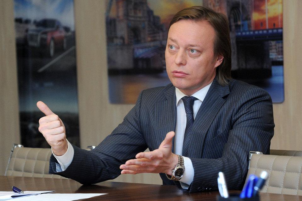 Председатель правления, гендиректор «Авилон АГ» Андрей Павлович