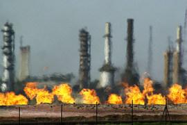 Рост добычи во многом объясняется активностью в Ираке