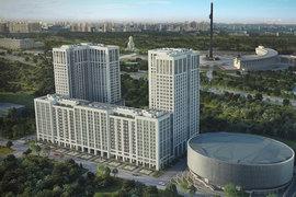 АИЖК купит апартаменты в третьей и четвертой секциях комплекса Match Point, они будут сдаваться в аренду, сообщил представитель ВТБ