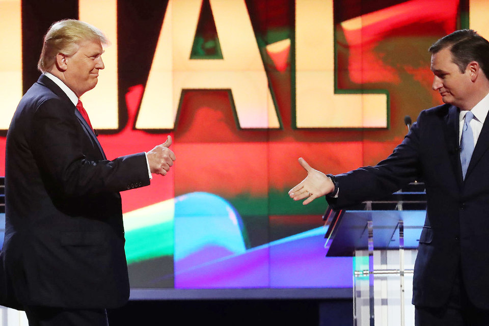 Дональд Трамп стал кандидатом, чье выдвижение де-факто не подвергается сомнению