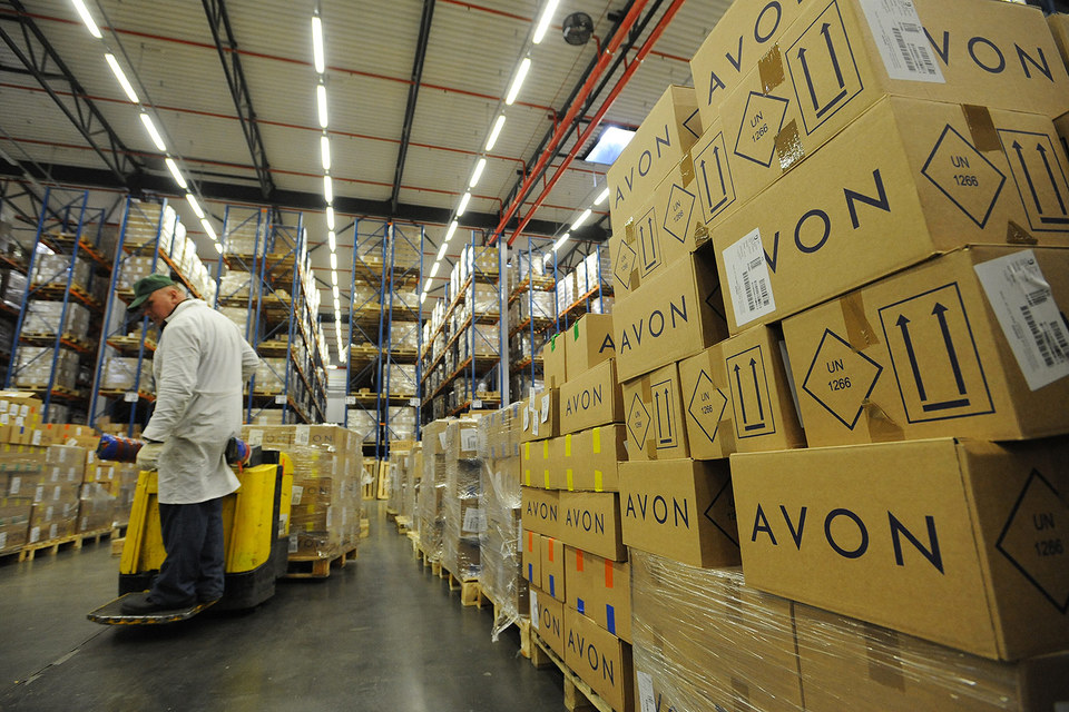 Россия – одна из немногих стран, где бизнес Avon растет