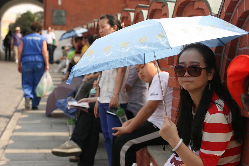 Китайцы едут в Россию