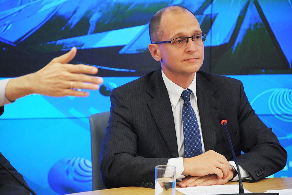 Гендиректор госкорпорации Сергей Кириенко