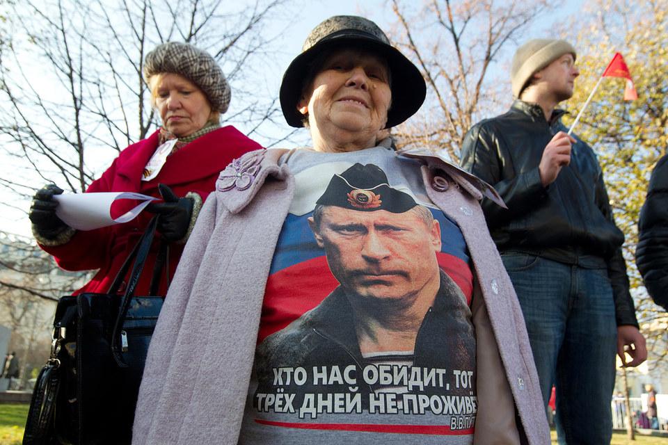 Прокремлевские эксперты уверены, что в ближайшие годы «путинское большинство» будет расширяться