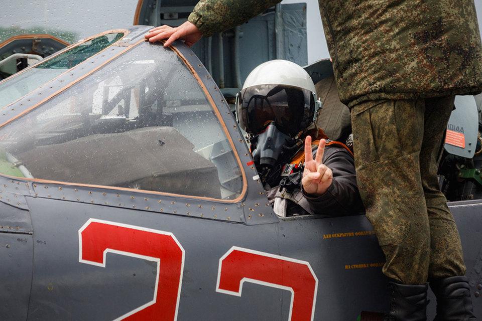 Российские военные верят в перемирие в Сирии