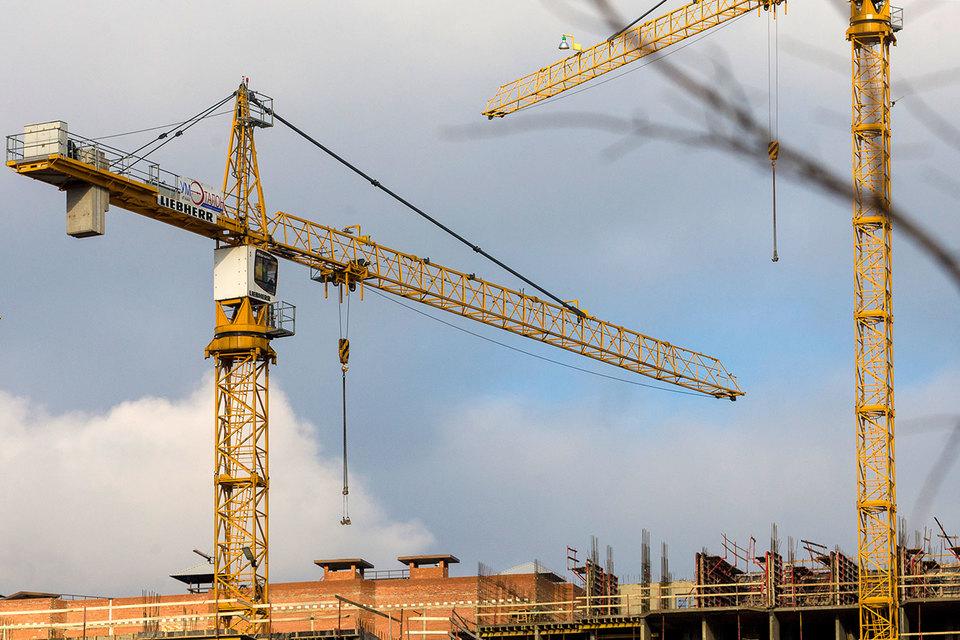 «Пионер» может построить около 150 000 кв. м жилья на Можайском шоссе