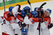 Сборная Чехии выиграла матч со счетом 3:0