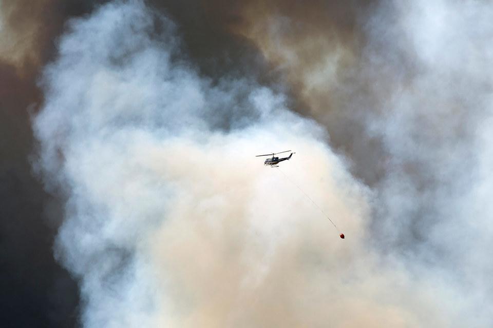 Пожар в Канаде затрагивает регион, производящий до 1 млн баррелей в сутки