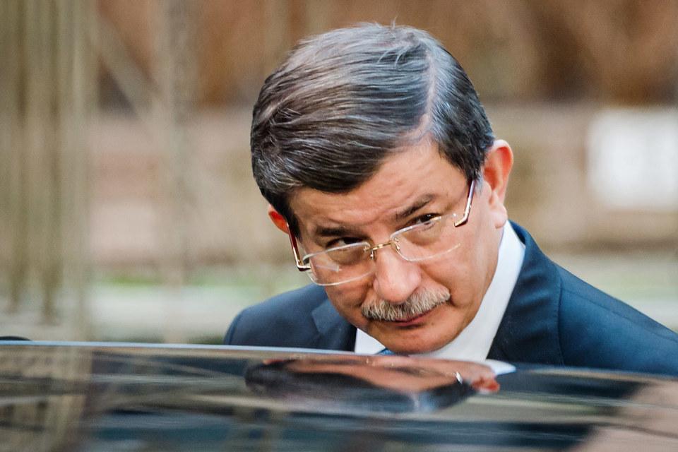 Ахмет Давутоглу уходит в отставку