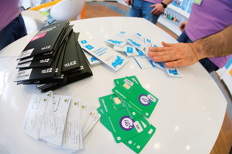 Sim-карты «Мегафона» вернулись в салоны «Связного» в апреле  2015 г.