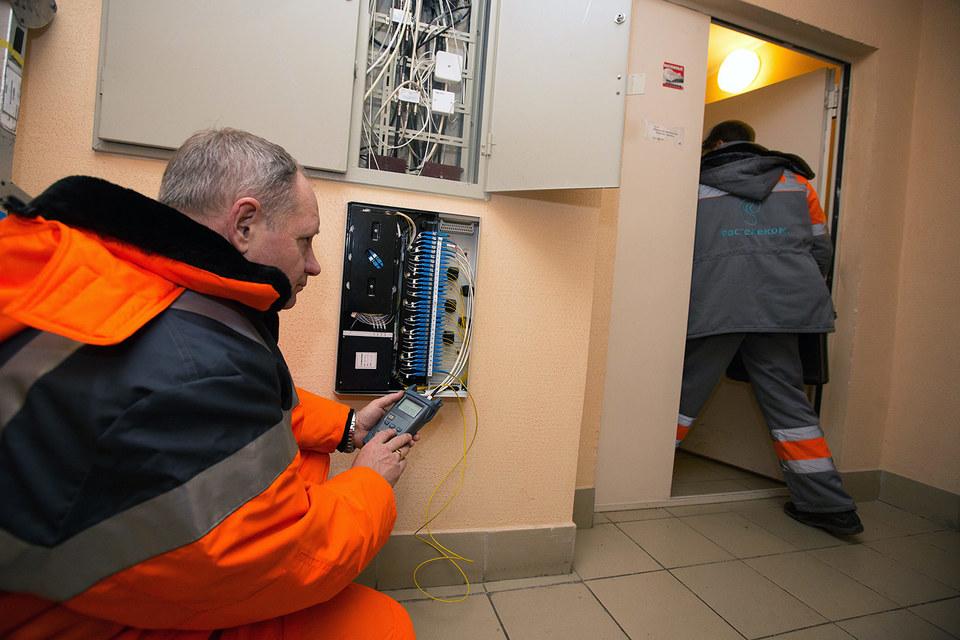 Подмосковные чиновники предлагают передавать сети связи в новостройках муниципальным структурам