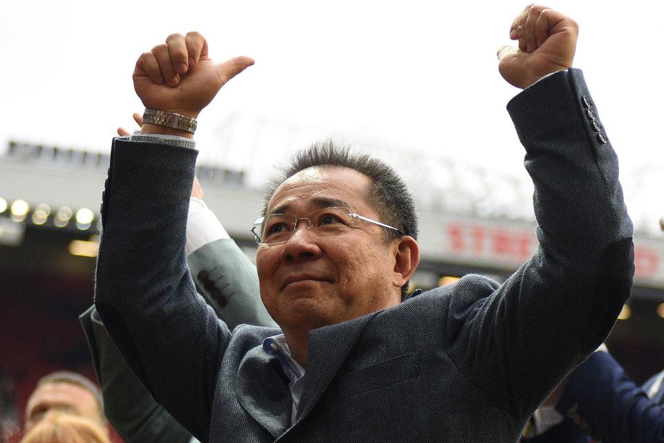 Владелец King Power и футбольного клуба Leicester City Вичай Шриваддханапрабха