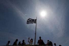 Греция в шаге от 86 млрд евро