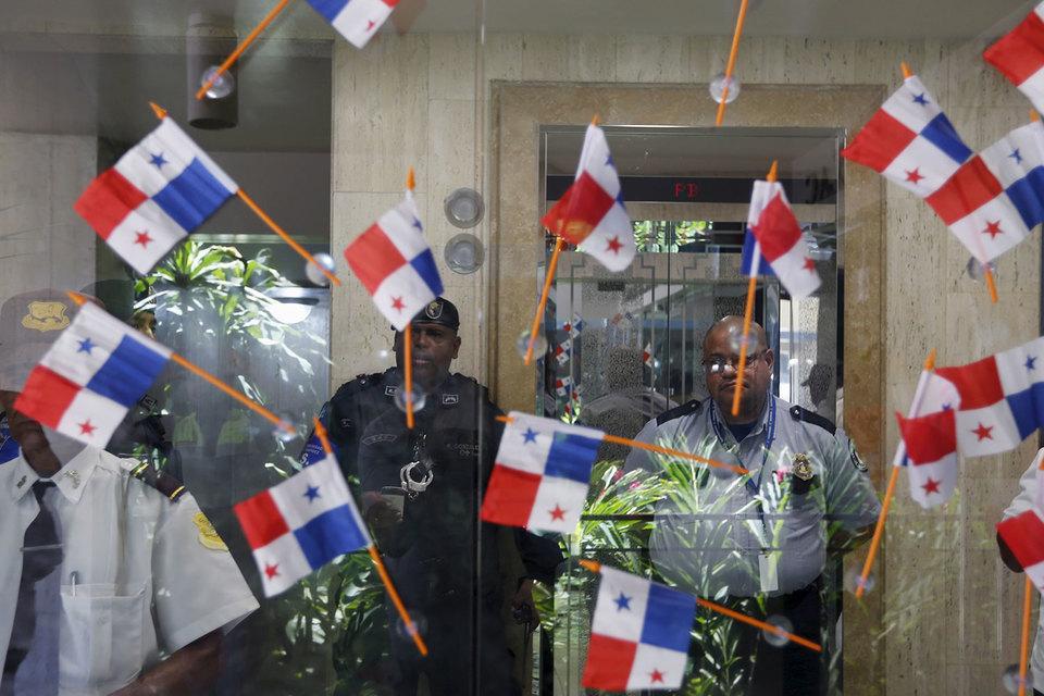 Панама согласилась раскрыть налоговую информацию
