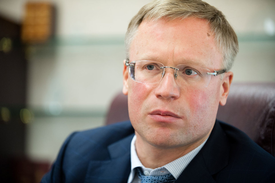 Председатель совета директоров банка «Авангард» и агрохолдинга «Авангард-агро» Кирилл Миновалов