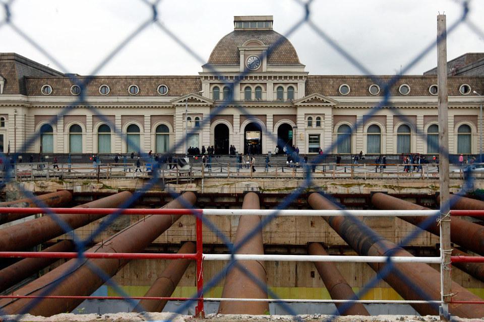 На площади у Павелецкого вокзала появится подземный торговый центр