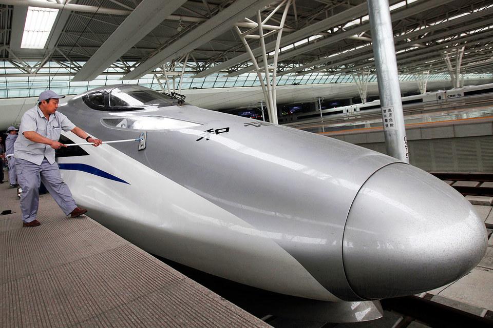 Из Москвы в Казань могут поехать высокоскоростные поезда
