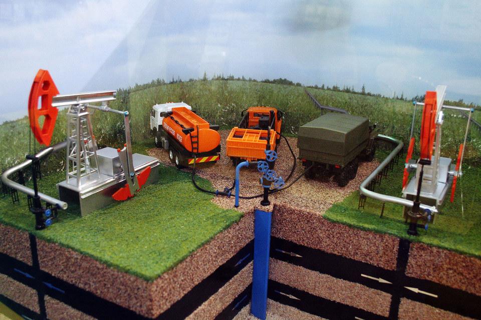 Шесть российских компаний могут побороться за Эргинское нефтяное месторождение