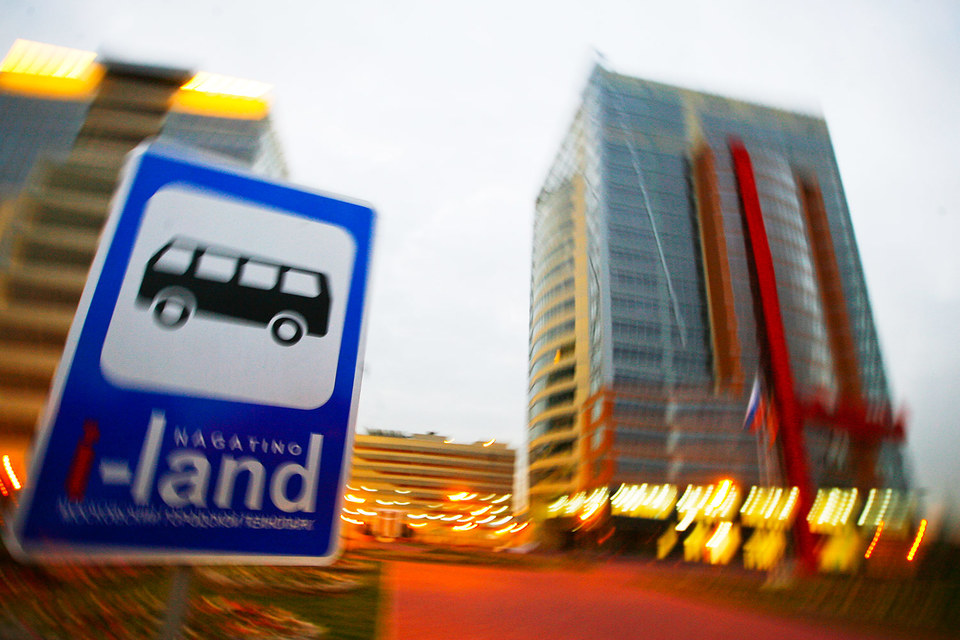 «Лидер инвест» хочет построить в бизнес-парке Nagatino i-Land почти 300 000 кв. м жилья