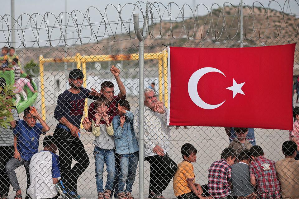 Визовый вопрос ударил по беженцам