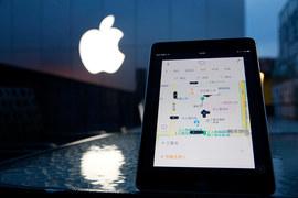 Apple прокатит на такси