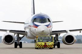 SSJ100 стоит на причале больше, чем иностранные конкуренты