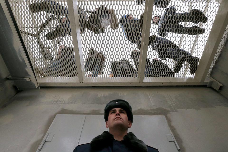 Депутаты Госдумы вновь предложили изменить порядок зачета времени, проведенного в сизо, в срок лишения свободы
