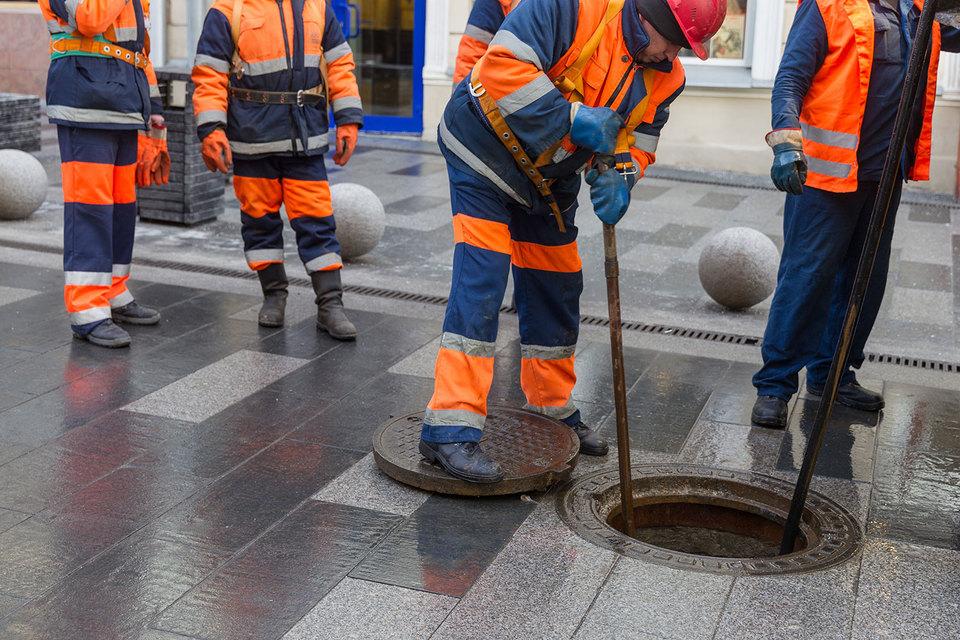 Мэрия Москвы хочет распоряжаться городской кабельной канализацией