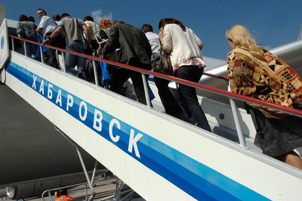 Японские инвесторы и японские управляющие обеспечат хабаровскому аэропорту статус регионального хаба, надеются краевые власти