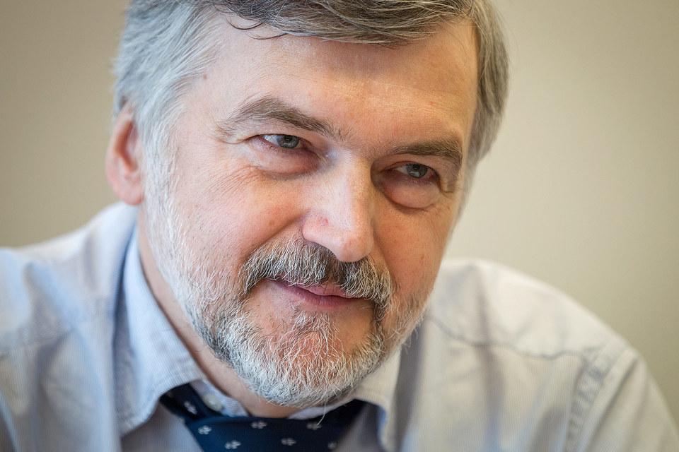 Заместитель председателя, главный экономист ВЭБа Андрей Клепач