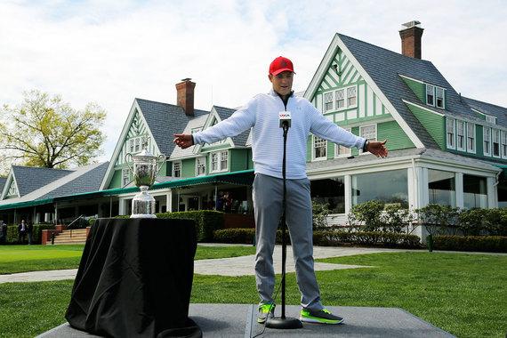 $50 млн и выше: кто из гольфистов зарабатывает больше всего