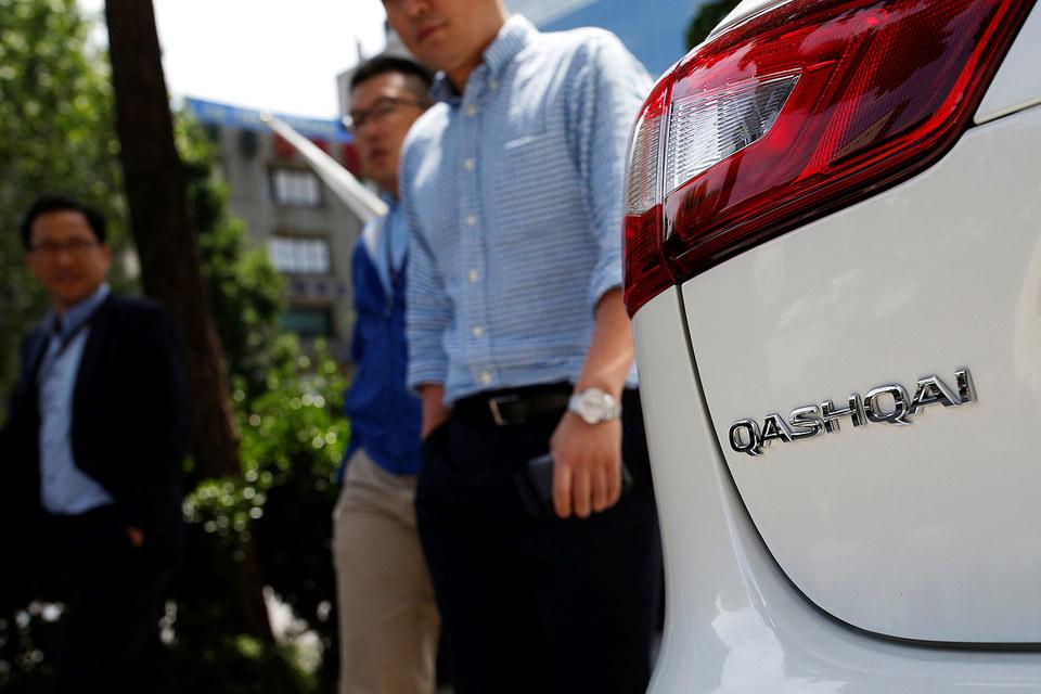 Регулятор требует от компании отозвать 814 автомобилей Qashqai
