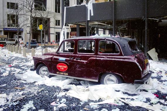 В 1992 г. взрыв на улице Сент-Мэри Экс в лондонском Сити унес жизнь трех человек и разрушил здание Балтийской биржи. Страховщикам он стоил $898 млн