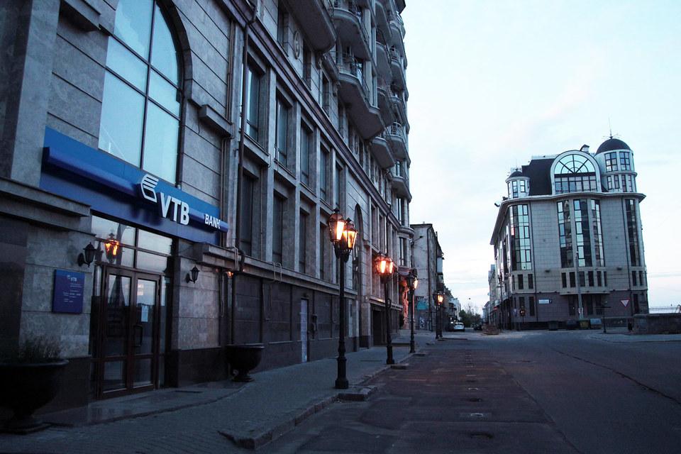 Группа ВТБ на Украине представлена «ВТБ банком» и «дочкой» Банка Москвы БМ-банком