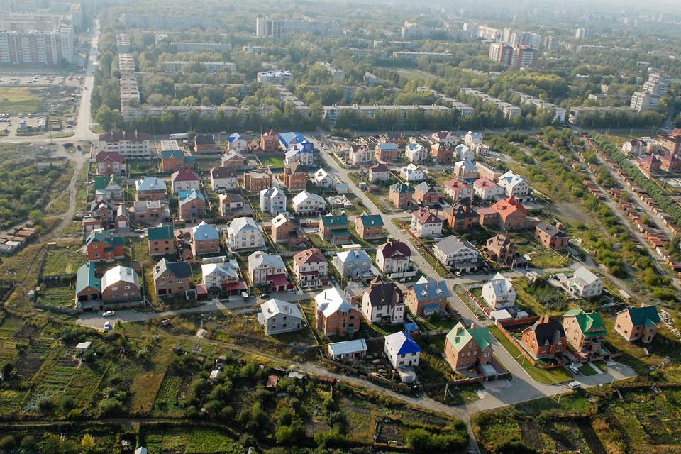 Пока владельцы недвижимости в России – за некоторыми исключениями – видны как на ладони