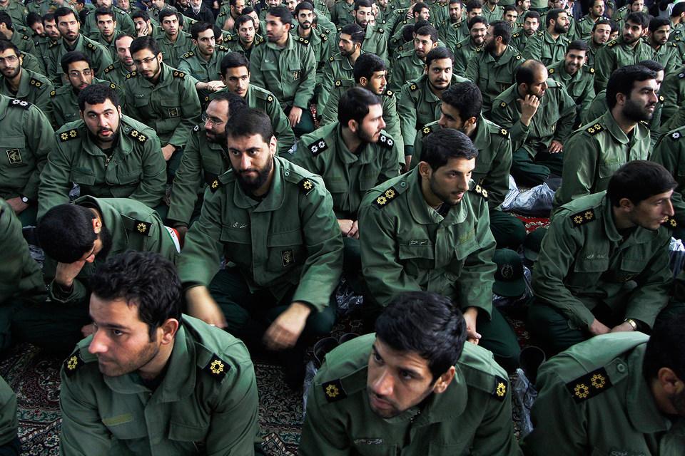 Созданные Корпусом стражей исламской революции компании доминируют в ряде отраслей иранской экономики
