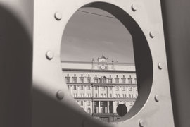 Переквалификацию обвинения прокурор объяснил тем, что здание ФСБ на Лубянке представляет собой историческую и культурную ценность