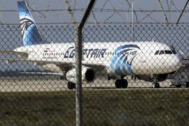 Airbus A320 пропал в Средиземном море