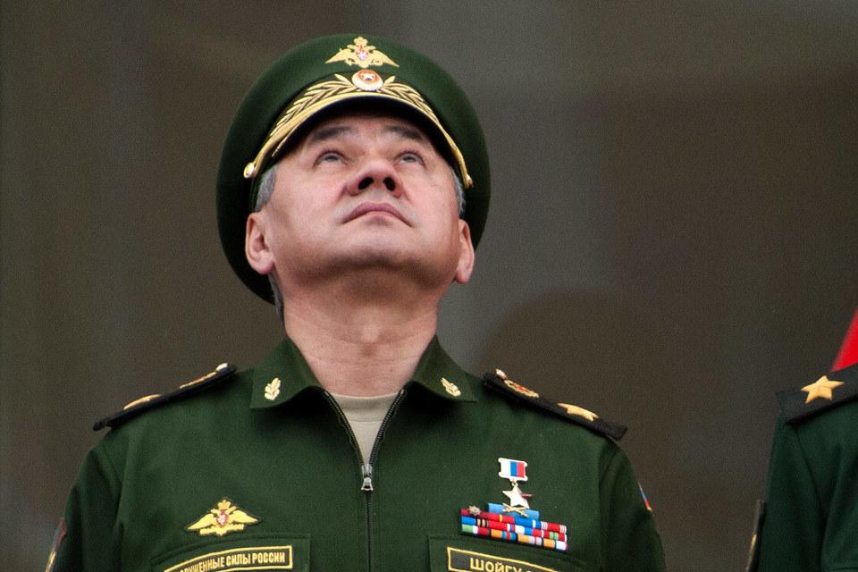 Сергей Шойгу предложил США начать совместные удары
