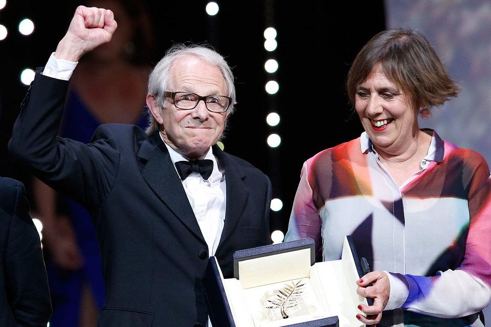 Британец Кен Лоуч выигрывает Каннский конкурс во второй раз